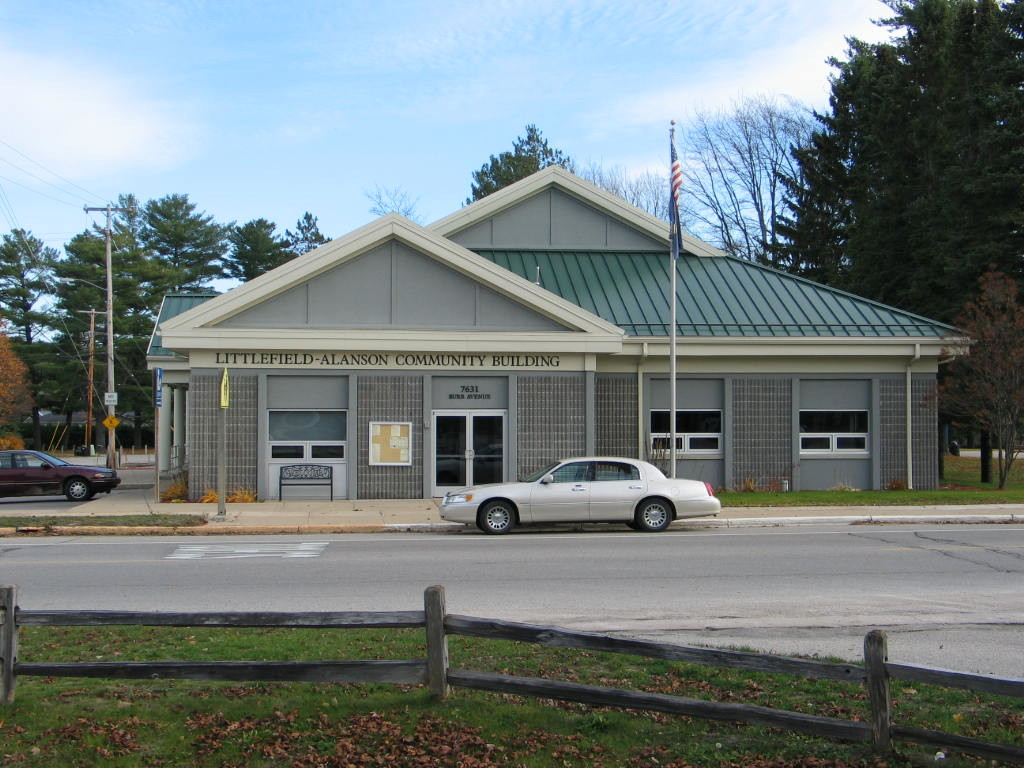 LITTLEFIELD ALANSON COMMUNITY BUILDING