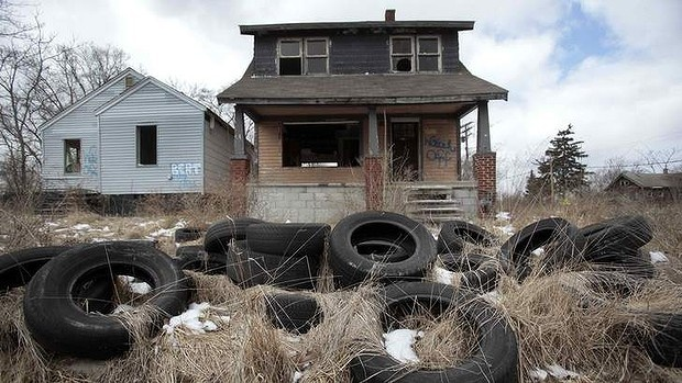 Detroit-Blight