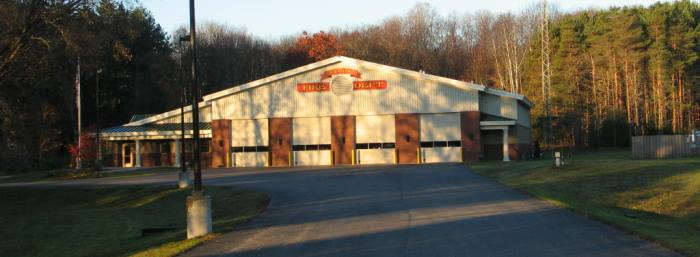 LITTLEFIELD-ALANSON FIRE HALL